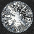 "Charles Fazzino ""Around The World In Shades Of Grey"" 3D Siebdruck Unikat"