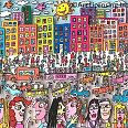 "James Rizzi ""the life and love in Brooklyn"" 3D-Siebdruck 18,7 x 37,5 cm"